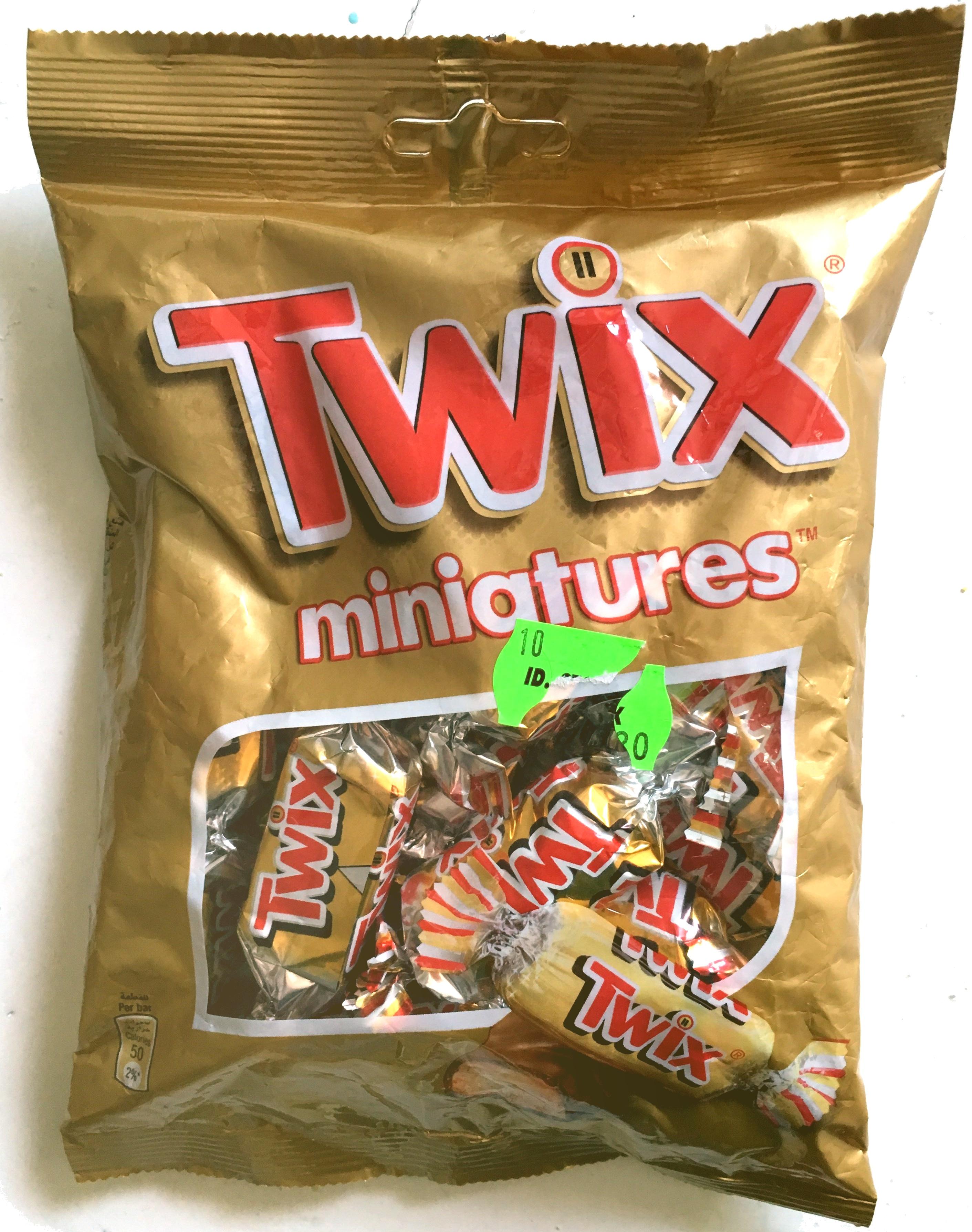 Twix Miniatures - Producto - fr