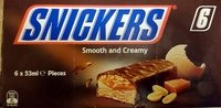 Snickers ice cream - Product
