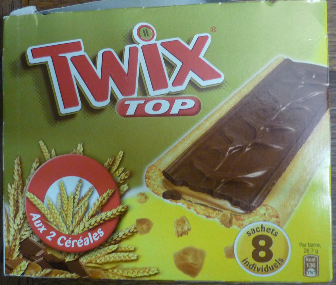 Twix Top - Producto - fr