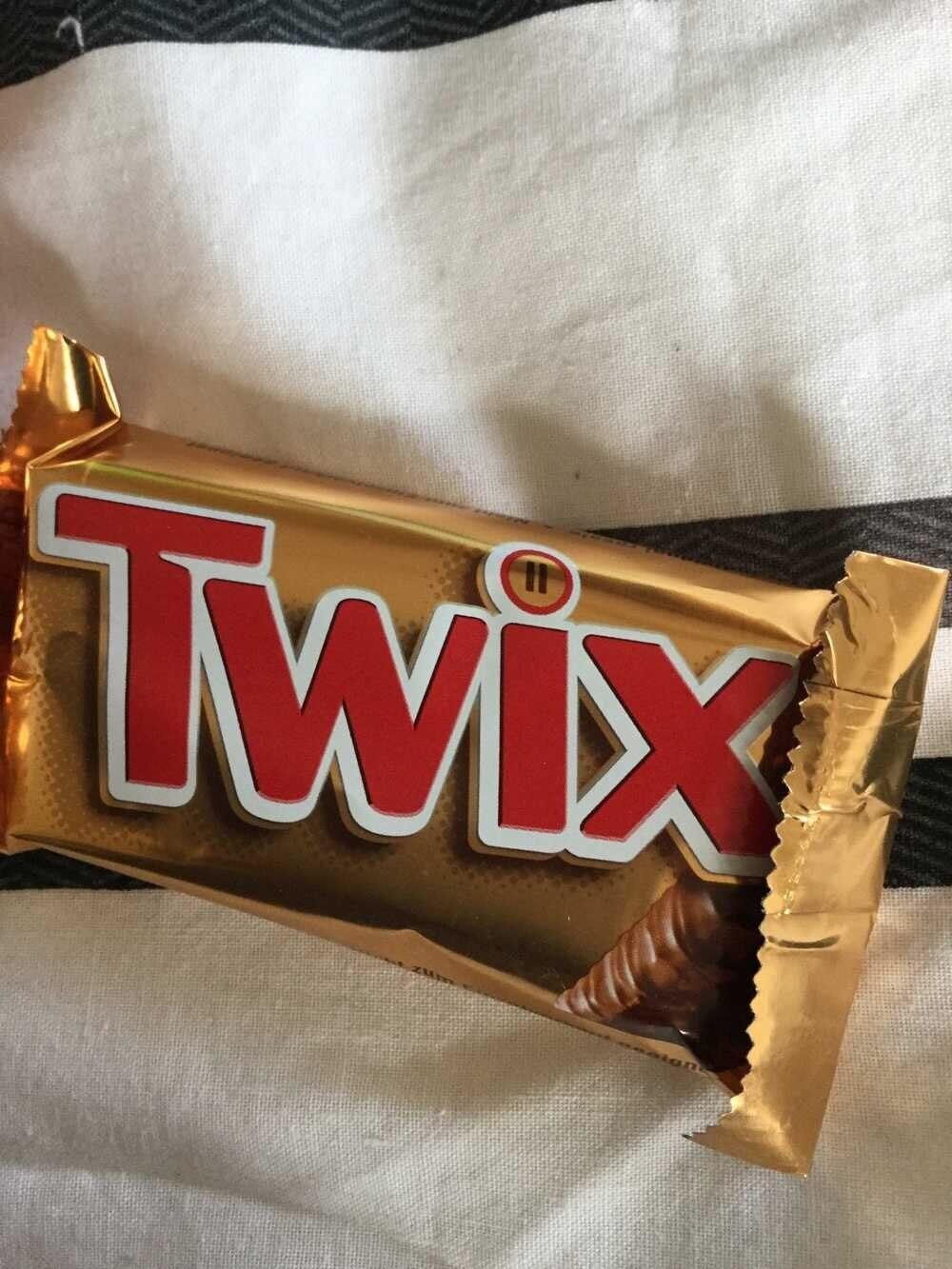 Twix - 产品 - fr
