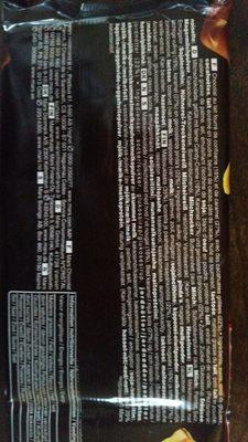 Snickers x10 - Ingrédients