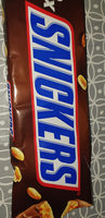 Snickers x10 - Informations nutritionnelles
