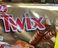 Twix - Informations nutritionnelles - de