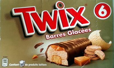 Twix barres glacées - Producto - fr