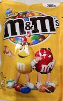 M&M's - Prodotto