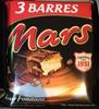 Mars Coeur Fondant - Produit