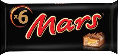 Mars x6 - Prodotto - fr