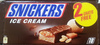 Snickers Ice Cream - Produit
