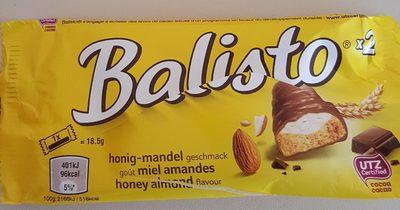 Balisto x2 - Produit