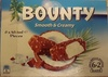 Bounty Smooth & Creamy Frozen Bars - Produit
