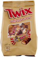 Twix miniatures - Producto - fi
