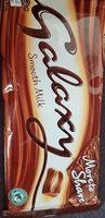 Galaxy chocolate - Produit - fr