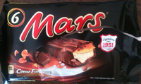 Mars - Coeur Fondant - Product - fr