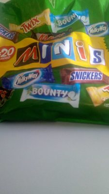 Mixed Minis 400G - Product - fr