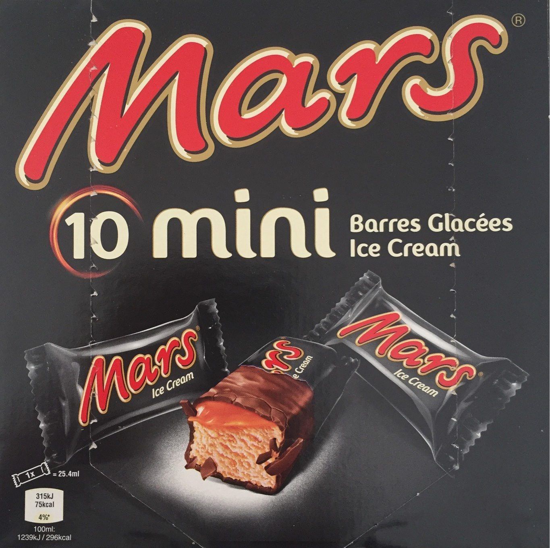 Mars Minis X10 - Produit - fr