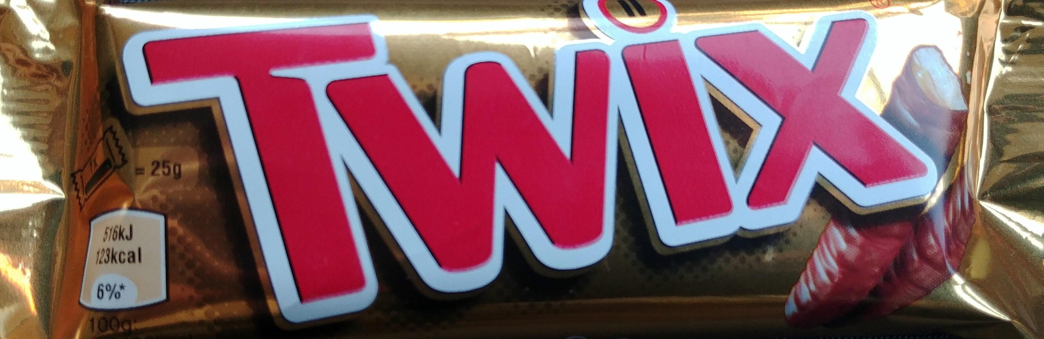 Twix - Producto - es