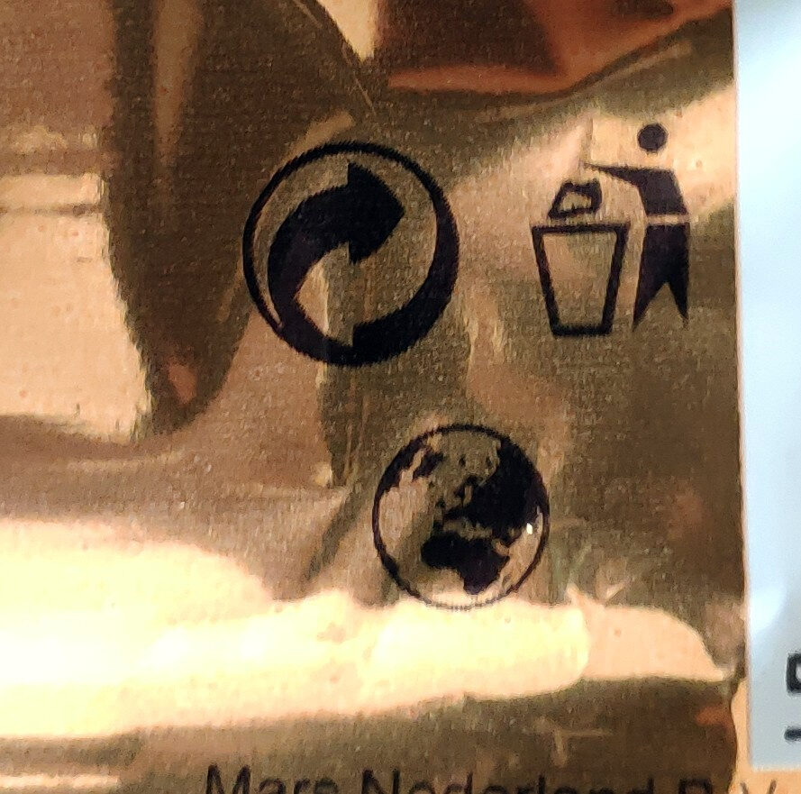 Twix - Instruction de recyclage et/ou informations d'emballage - en