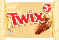 Twix x3 - Prodotto - en