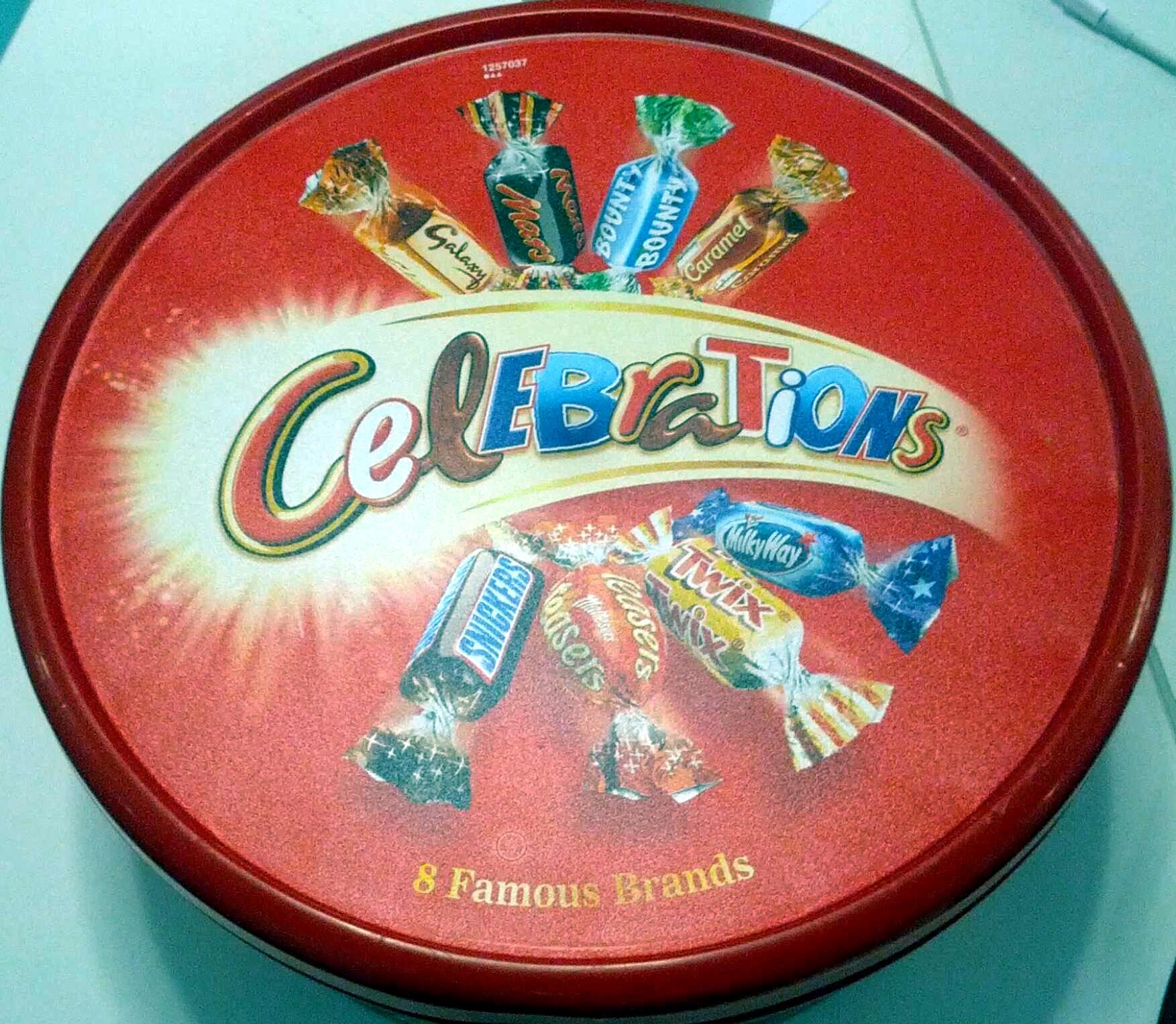 Celebrations - Product - en