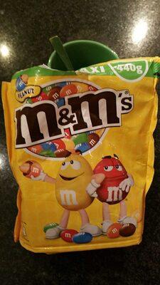 M&M's Peanut (maxi) - Produit