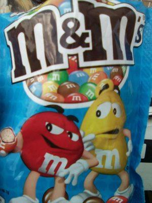 M&M's Crispy - Produit