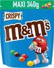 M&M's Crispy 340g - Produit