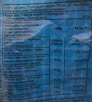 M &M'S Crispy - Informations nutritionnelles - fr