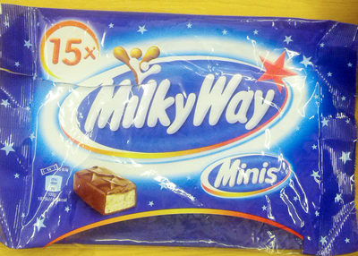 MilkyWay Minis - Product