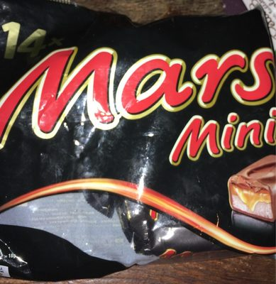 Mars Minis - Prodotto - fr