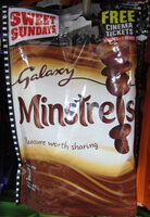 Galaxy Minstrels - Product