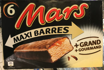Maxi Barres - Produit - fr