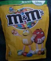 M&M's - Produit