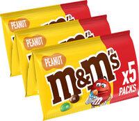 M&M's Peanut - Product - fr
