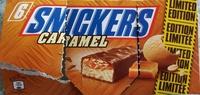 Snickers Caramel - Produit - fr