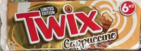 Twix Cappuccino - Producto - fr