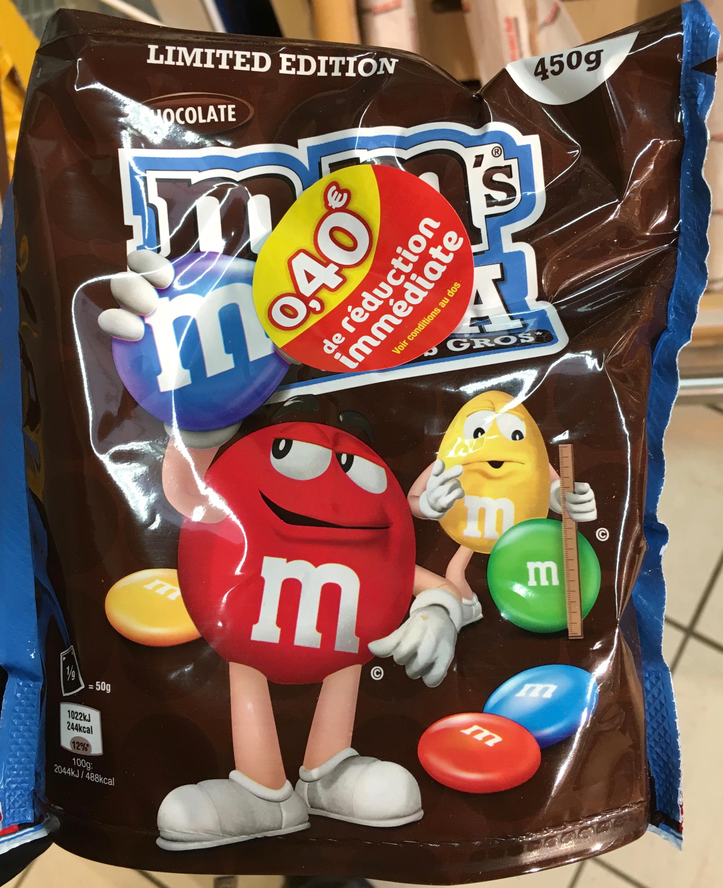 M&M's Mega - Product