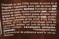 M&M's Mega - Ingrediënten