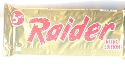 Raider Retro Edition - Produit