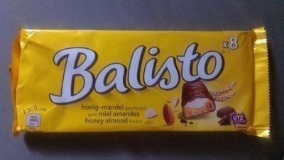 Balisto goût miel-Amandes - Prodotto - fr