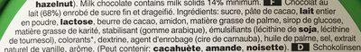 M &M'S Choco Dose - Ingrédients - fr