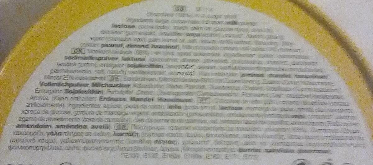 M &M'S Choco Dose - Informations nutritionnelles - fr