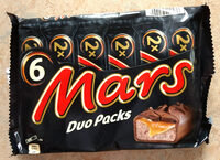 Mars Duopacks - Produkt - de