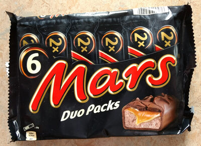Mars Duopacks - Product - de