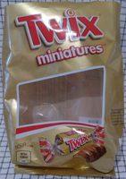 Twix Miniatures - Produkt