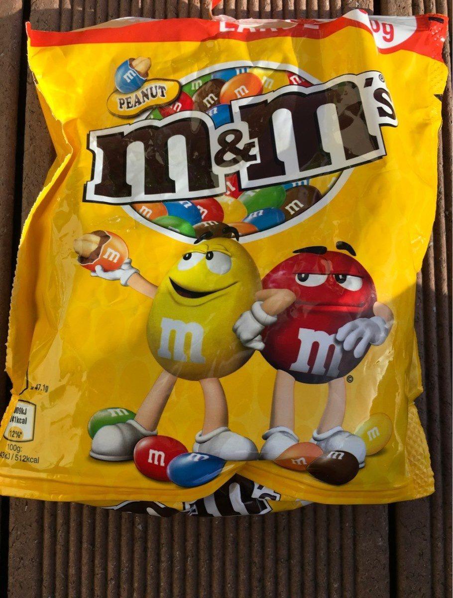 M&m's Large - Product