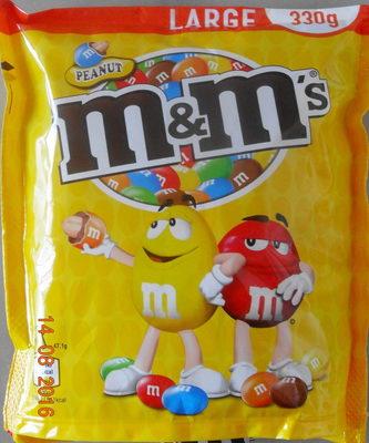 M&m's Large - Product - fr