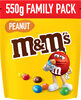 M&M's Peanut 550g - Product