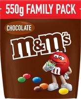 M&M's Chocolat 550g - Produit - fr