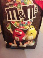 M&m's chocolate - Produit - fr
