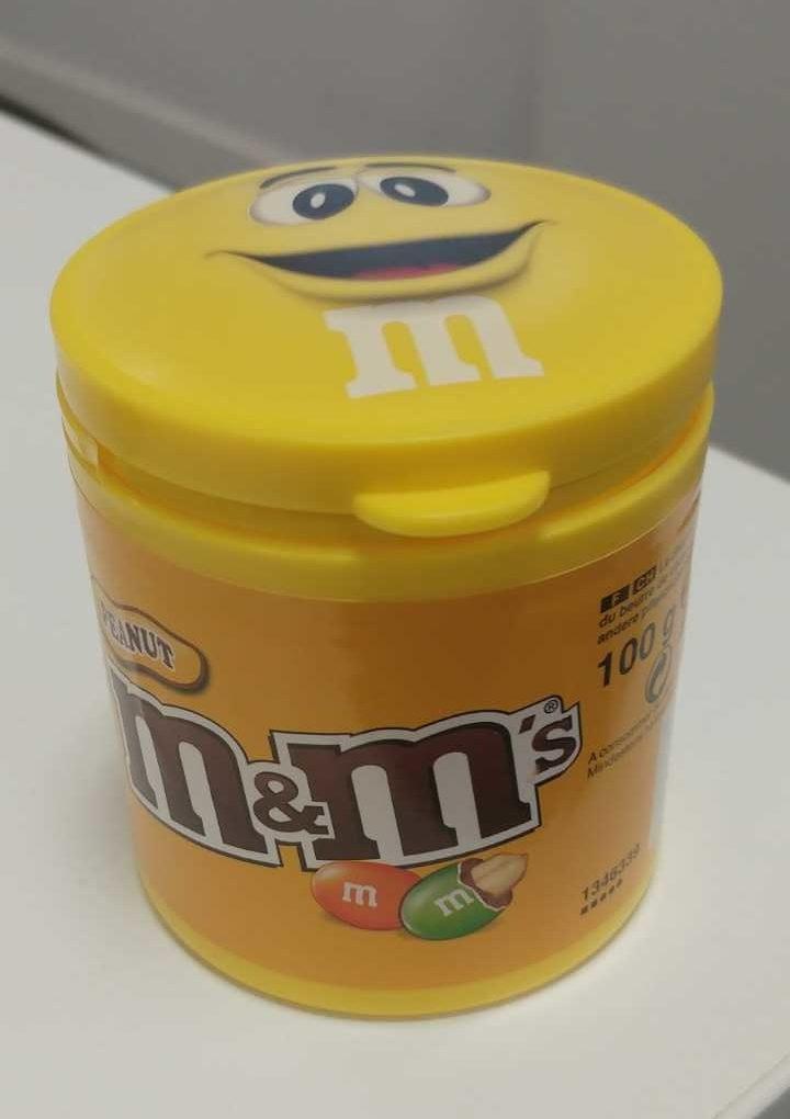 M&M's Peanut - Produit - fr